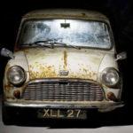 ¿Sabías que… el Mini más antiguo del mundo data de 1959 y aún conserva intacta parte de su carrocería?