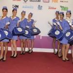 Los jugadores del Barça exigen que la tripulación de su avión sea sólo de mujeres