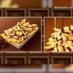 Patatas con chocolate, el último invento de McDonald's