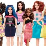 Negra, con curvas y bajita, así es la nueva Barbie
