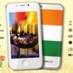 Lanzan en India el smartphone más barato del mundo, ¡por menos de 4 dólares!