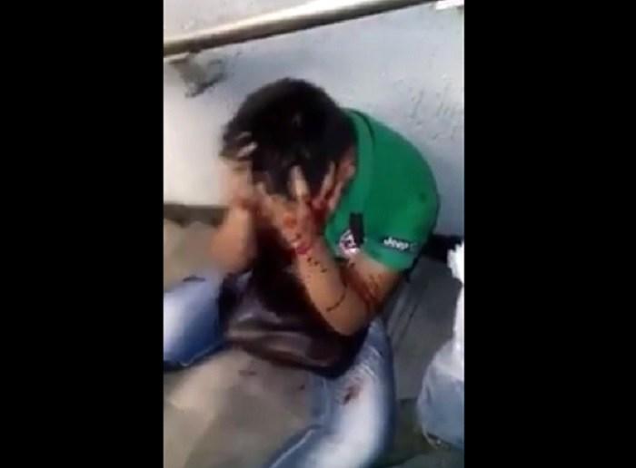 acosador metro mexico