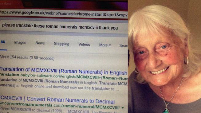 abuela google gracias