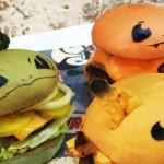 Nacen las primeras hamburguesas Pokémon