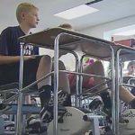 Pedalear en clase mejora el aprendizaje hasta un 80%