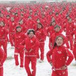 50.085 bailarines logran un nuevo récord Guinness en China