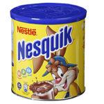 Compra Nesquik y se encuentra cocaína en su interior