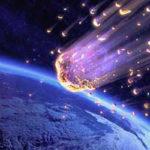 Una lluvia de meteoritos podría poner fin a la tierra o eso dicen los científicos