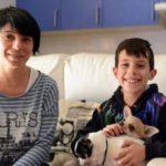 Un niño de 10 años salva a su padre gracias a una serie de TVE