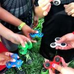Curiosidades sobre el Fidget Spinner, el juguete de moda