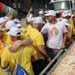 """Estados Unidos arrebata a Italia el récord Guinness de """"la pizza más larga del mundo"""""""