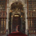 ¿A que no sabes por qué es famosa la biblioteca Joanina de Coimbra?