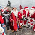 Más de cien Papás Noeles se reúnen en un Congreso en Copenhague