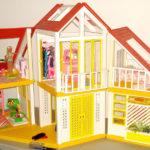 Así han evolucionado las casas de Barbie
