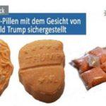 Aprehenden en Alemania 5.000 pastillas de éxtasis con la cara de Trump