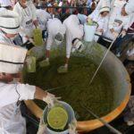 México bate un récord del mundo de guacamole y se lo dedica a Trump