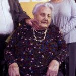 La mujer más longeva de Europa, una española con 116 años recién cumplidos