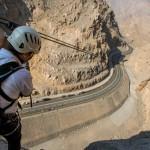 La tirolina más larga del mundo se acaba de estrenar en los Emiratos