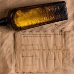 El mensaje en una botella más antiguo de la historia aparece en una playa australiana