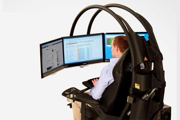Las sillas de gaming, cada día con más prestaciones